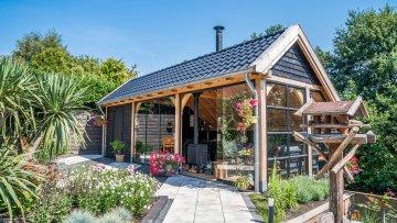 Populair: Thuiswerken in alle rust met een tuinkantoor!