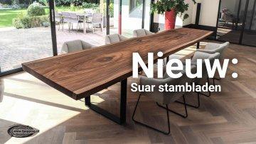 Nieuw: Hardhouten Suar stambladen!